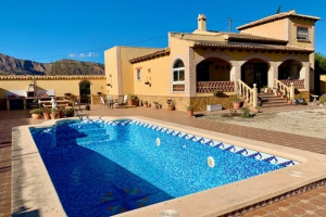 Finca / Country Property - Resale - Orihuela - Orihuela