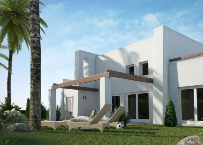 Resale - villa - Los Alcazares - Urban location