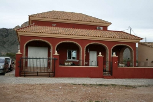 villa - Resale - Hondon De Los Frailes - Rural location
