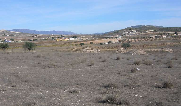 Resale - Land - Cañada Del Trigo - Rural location