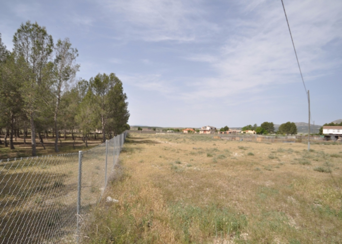 Resale - Land - Villena - Rural location
