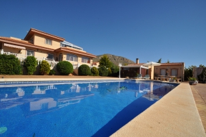 villa - Resale - Hondon de las Nieves - Rural location