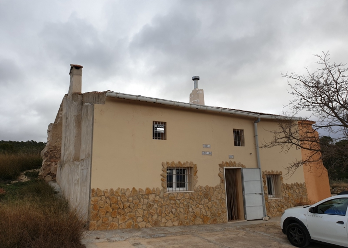 Resale - villa - Monóvar/Monóver - Rural location
