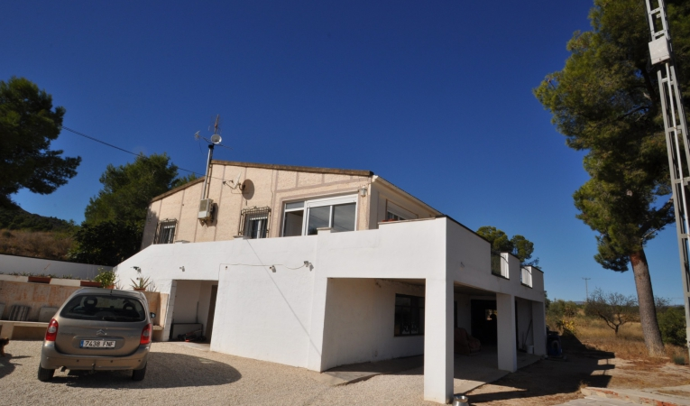 Resale - country house - Monóvar/Monóver - Rural location